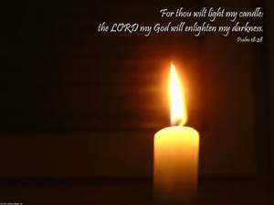 candle pix for psalm script