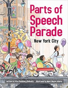 parts of speech parade