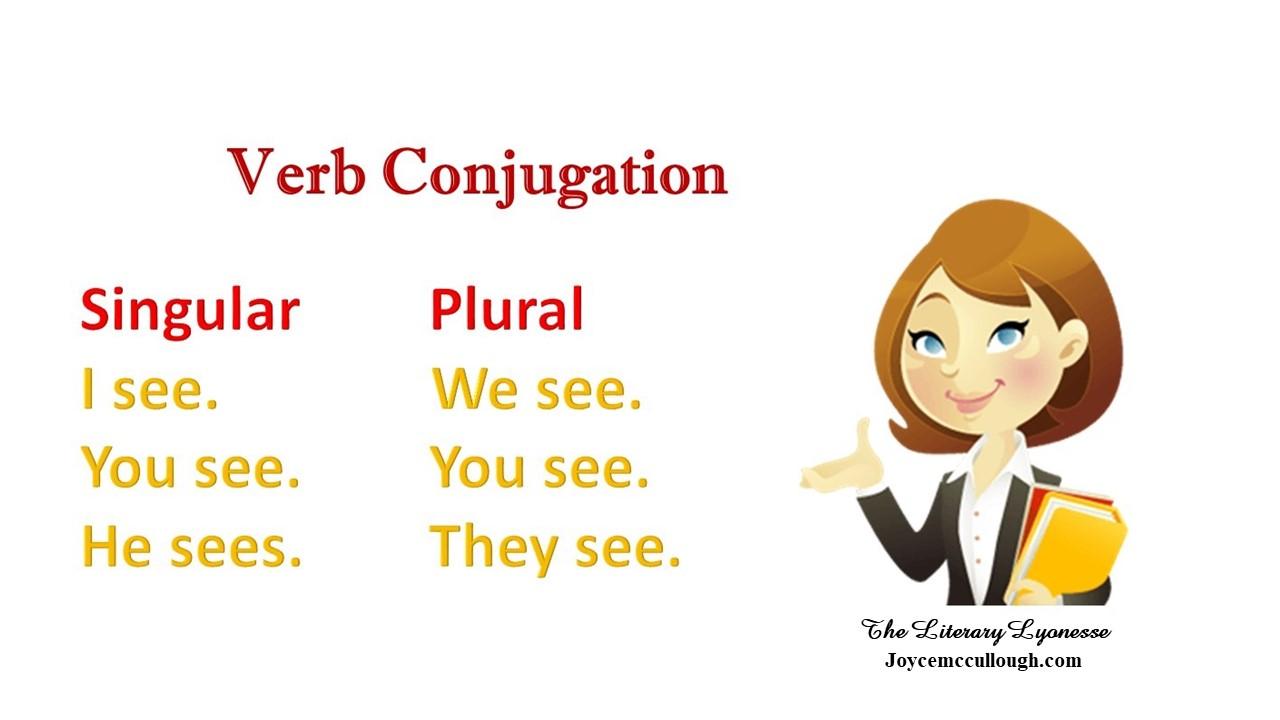 Verb conjugation 2